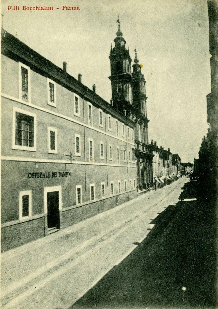 Ospedale dei bambini e Torre de' Paolotti