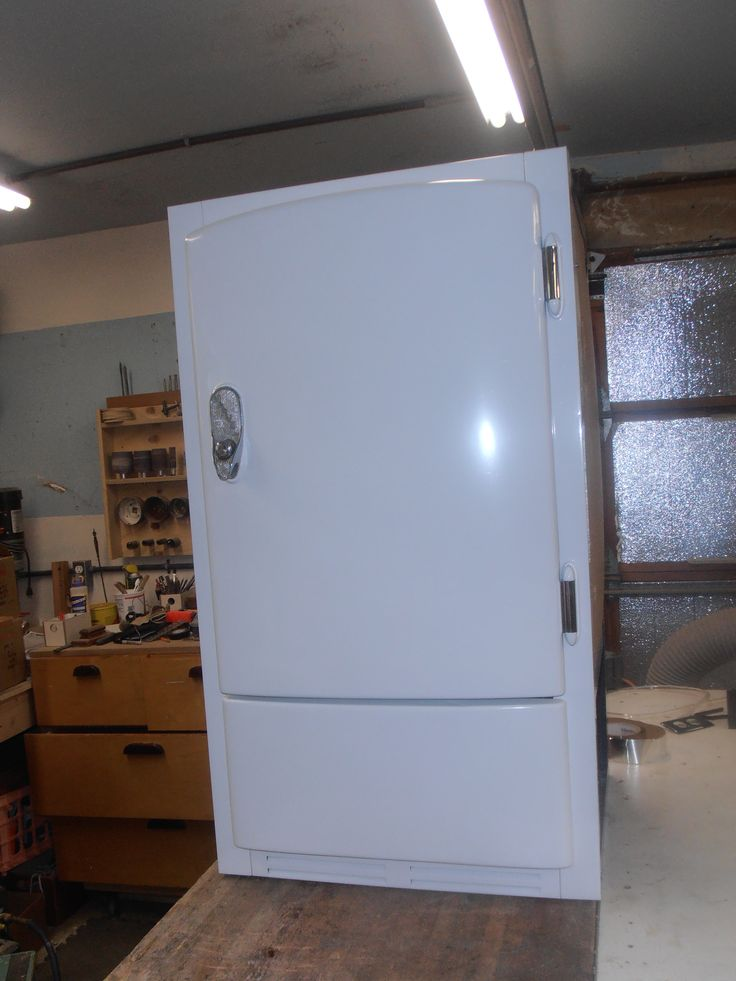 Fridge Repairs: Vintage Fridge Repair