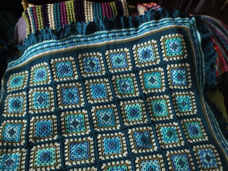 Stylecraft Special DK Blanket.