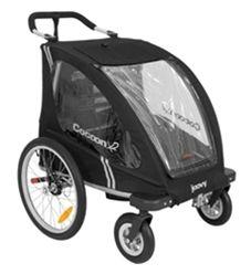 Joovy- CocoonX2 Double Stroller, Jogger, Trailer
