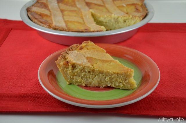 Pastiera, scopri la ricetta: http://www.misya.info/2008/03/20/pastiera.htm
