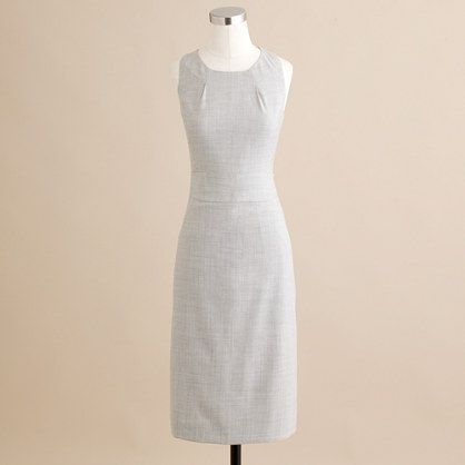 Emmaleigh dress in Super 120s... too bad this one is also $200