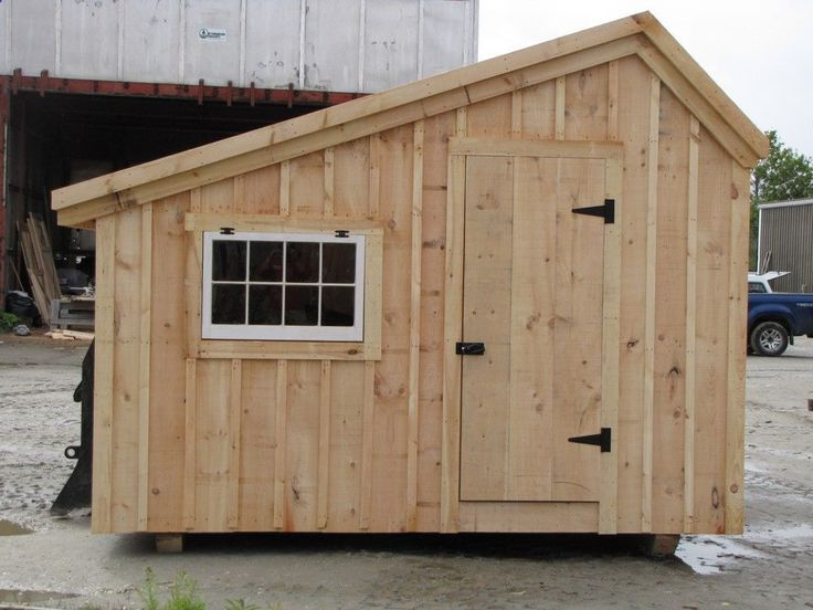 Best 25 shed plans ideas on pinterest storage shed for Salt shed design