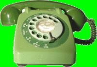 706 telephone, 1960s
