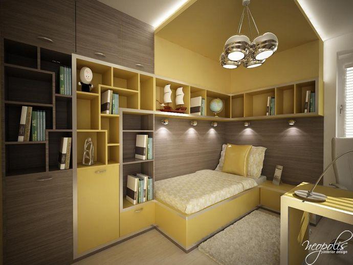 60 Original Childrenu0027s Bedroom Design Showcasing Vibrant Colors Awesome Ideas