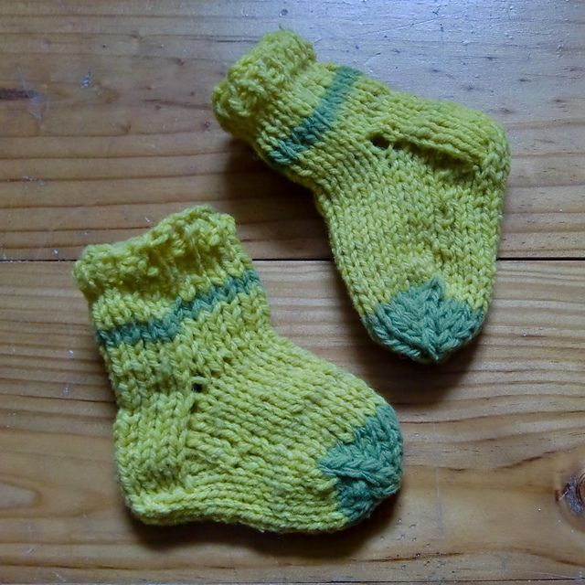 Ravelry: Micro socks pattern by Lililila