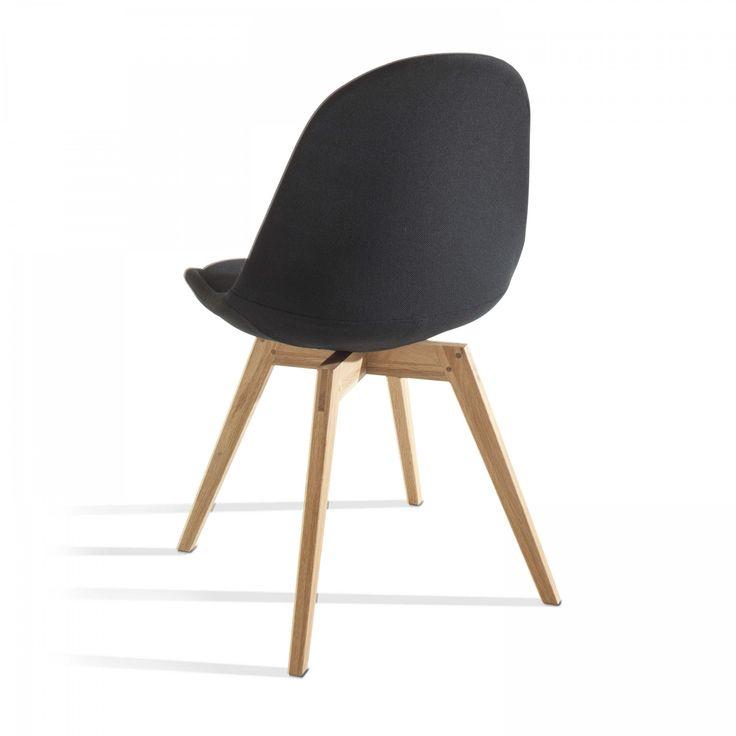 TENZO Stuhl Bess - 4 Fuß Stühle - Stühle & Freischwinger - Esszimmer - Möbel