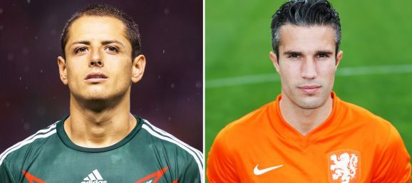México vs. Holanda, la suerte favorece a...
