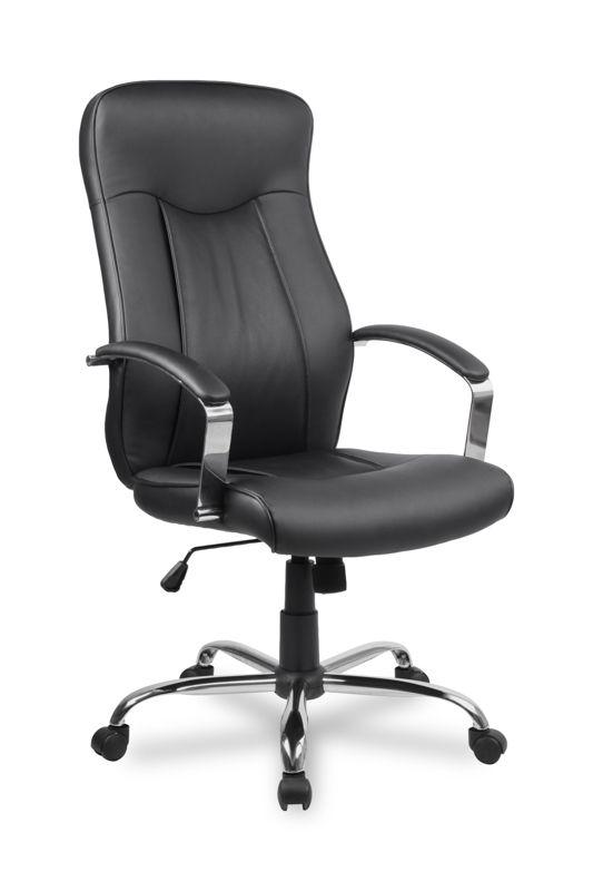 Кресло College H-9152L-1 выглядит именно так, как и должно выглядеть современное кресло руководителя,  знающего себе цену. Оно красивое, надежное, удобное. Это настоящий рабочий инструмент и незаменимый помощник. Набор ручек на столе, папки с самой необходимой информацией и такое кресло – что ещё нужно для оперативной работы в течение всего рабочего дня! Особенностью данной модели является идеальное сочетание прочности и элегантности конструкции – имея изящный вид ножек.