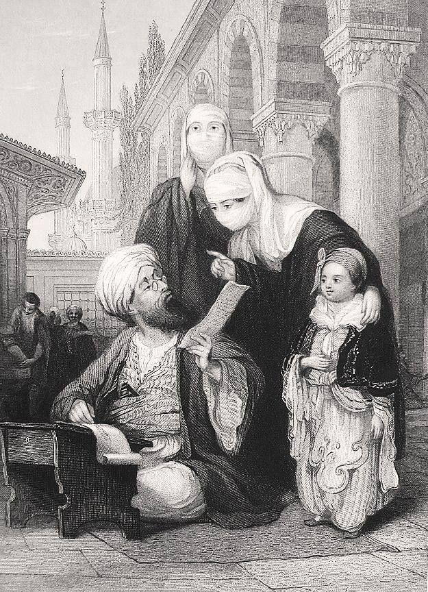 OTTOMAN WOMEN, ISTANBUL Osmanlı Kadınları, İstanbul