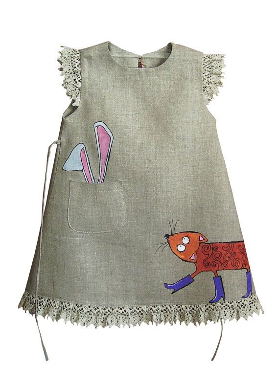 children summer dress