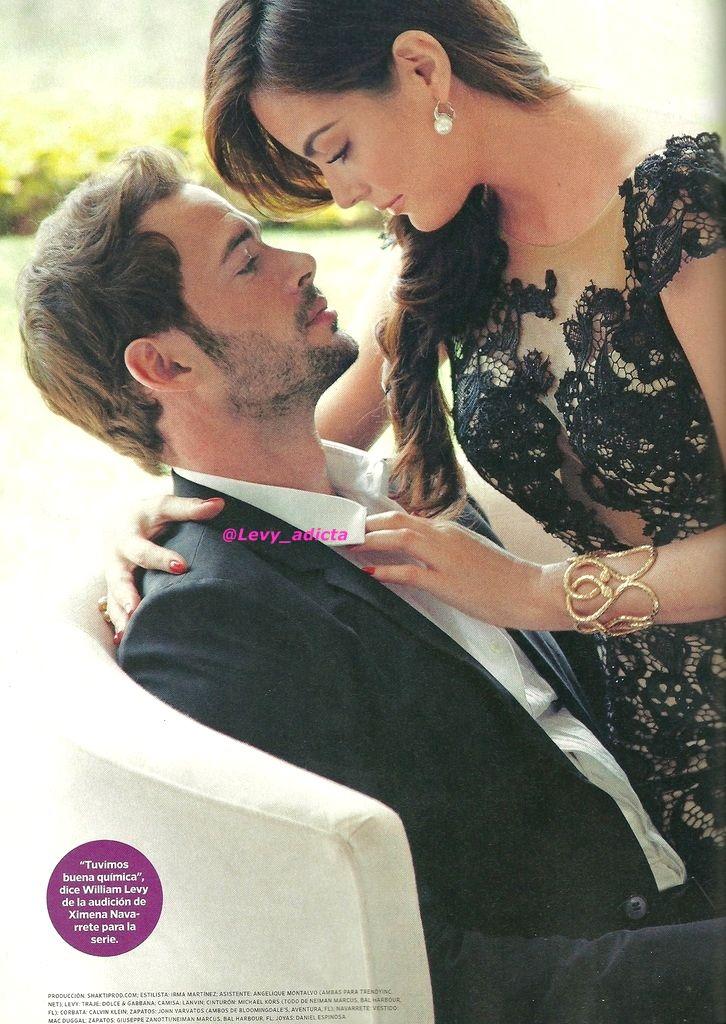 Ximena Navarrete y William Levy - People Magazin_4 # ...
