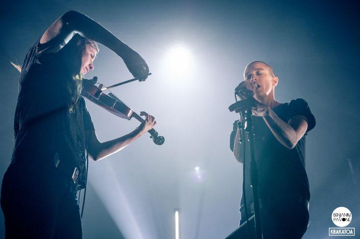Mansfield Tya + Maïa Vidal | Retour en images par Benjamin Pavone | #bdxc #photos #bordeaux #concerts #spectacles #expos