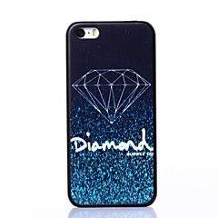 elegante diamanten patroon plastic Hard hoesje voor iPhone 5... – EUR € 3.99