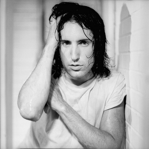 Young Trent Reznor