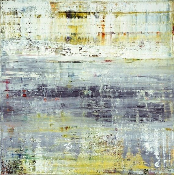 Gerhard Richter's cage painting
