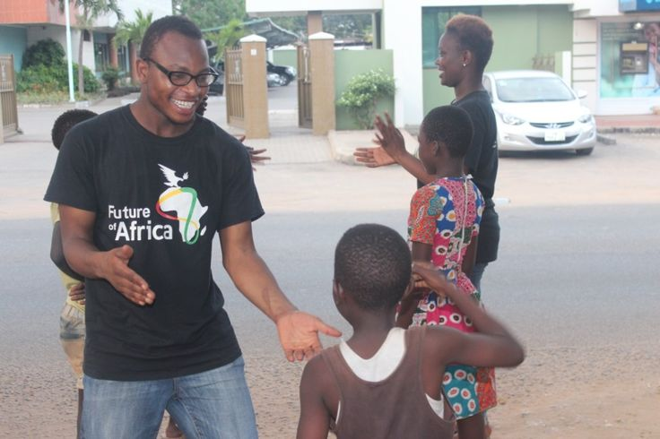 Future of Africa | Mobilizing young leaders - Let's End Child Poverty in Africa