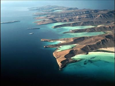 Islands and Protected Areas of the Gulf of California Mexico UNESCO