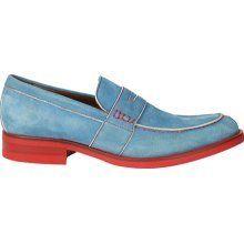 """Donald J Pliner Men's Evana-23 Slip-On Donald J Pliner. $299.75. Rubber sole. Heel measures approximately 1.25"""". leather"""