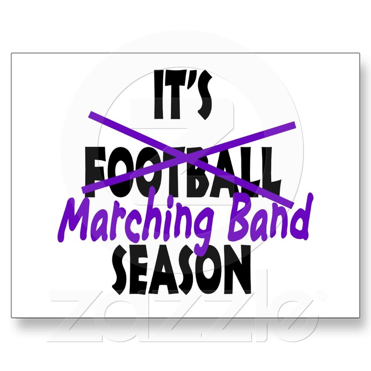 Marching Band Season!