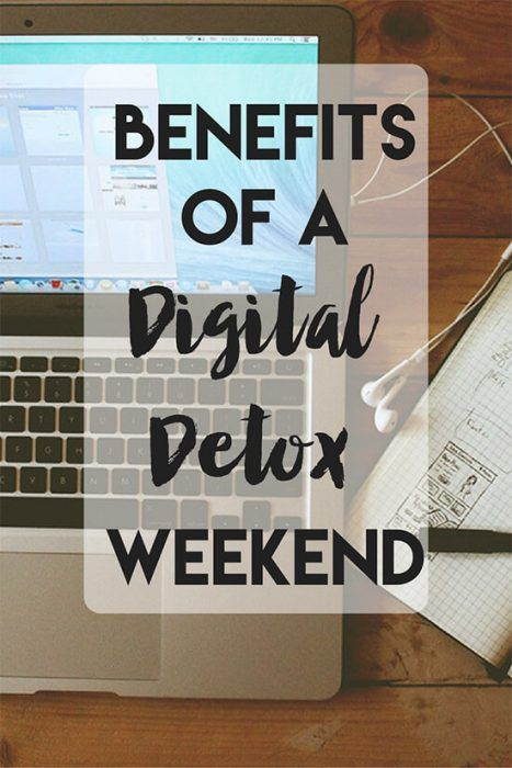 Benefits of a Digital Detox Vacation | Don't Forget To Move