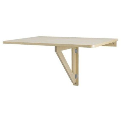 Ikea Wall Mounted Drop Leaf Folding Table