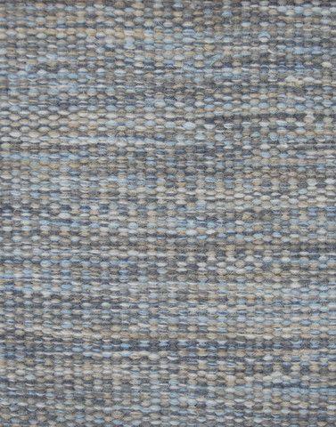 Blue/grey Terra. A heatherd rug perfect to design around. – Kush Handmade Rugs in Portland, OR