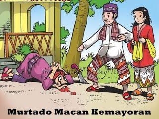 Murtado Macan Kemayoran Cerita Rakyat Betawi