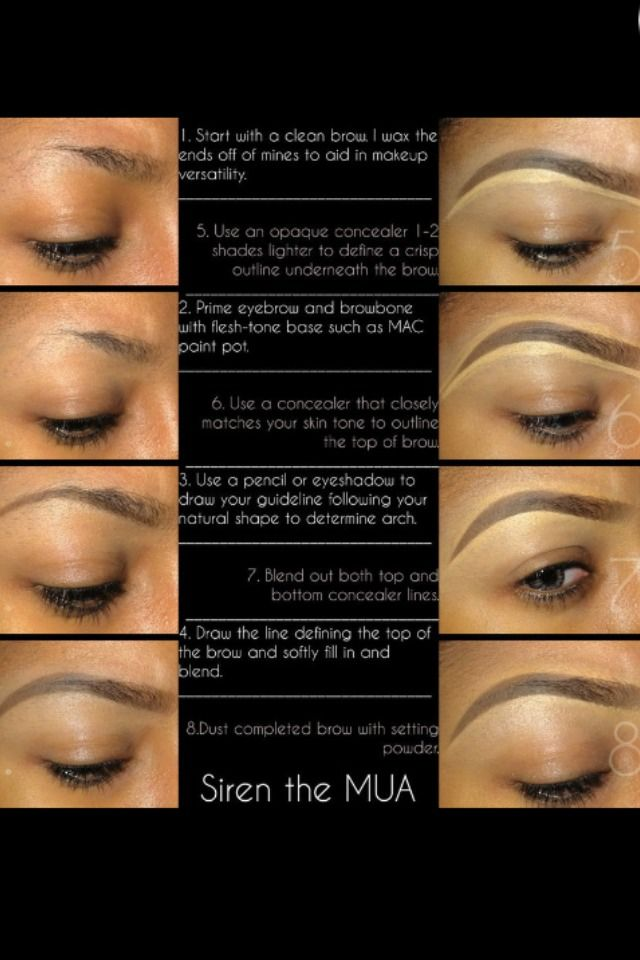 Perfect Eyebrow TutorialPlease like my tip.....