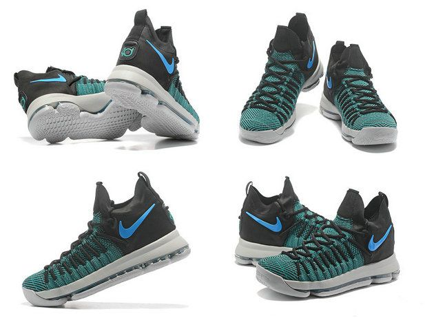 best service 33042 1fe72 June Latest New Arrival KD 9 IX Elite Birds of Paradise Clear Jade Black  2017 New Arrival Cheap For Sale
