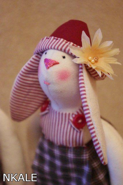 Tilda Bunny Pattern