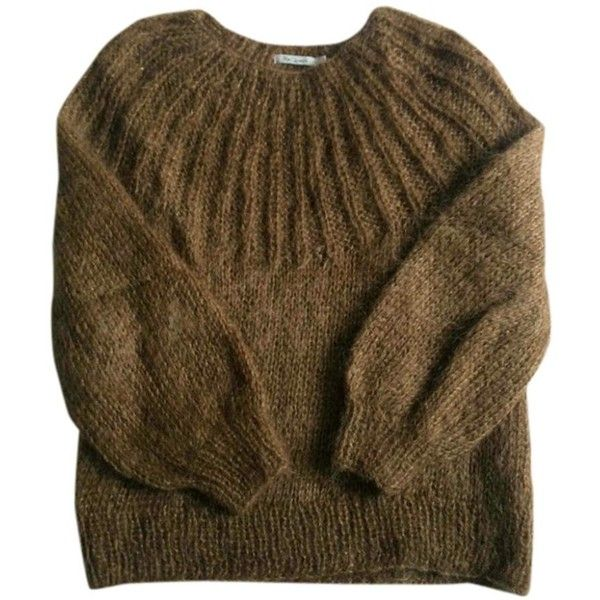 fc87360ced1 Wool jumper MES DEMOISELLES ( 96) ❤ liked on Polyvore featuring tops