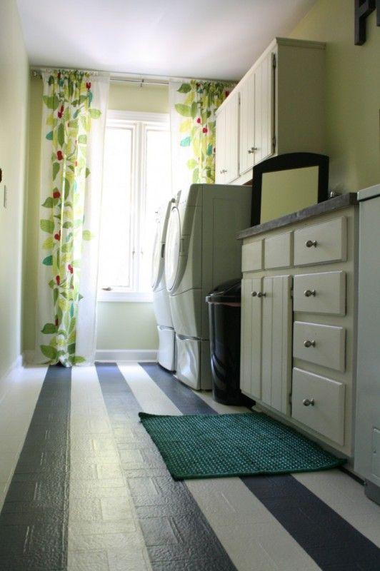 Best 482 decorating ideas images on pinterest home decor for Best paint for vinyl floors