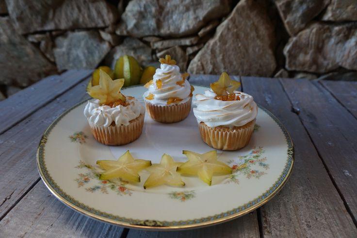 Cupcakes de Tamarindo Chino