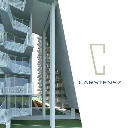 Fresh project @BSD Carstensz Residence Walking Distance to Q-Big BSD, BMW Showroom, Mercedes Benz Showroom