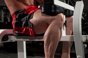 We often neglect calf training or simply leave it to the end...