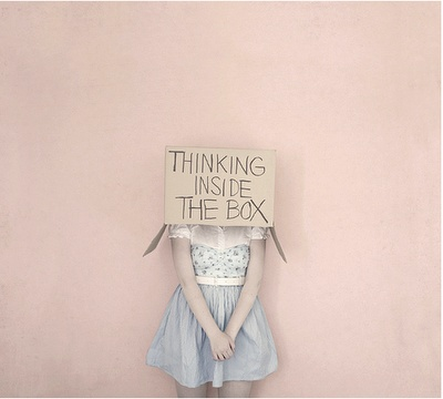 thinking inside the box | failed opportunities  by photographer and etsyseller JenniPenni