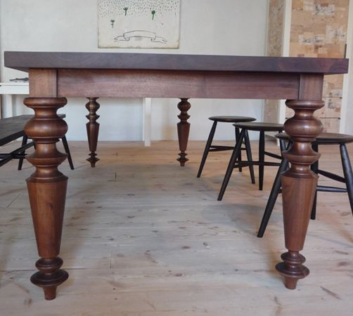 91 best dining table images on pinterest dinner parties for Sawkille furniture