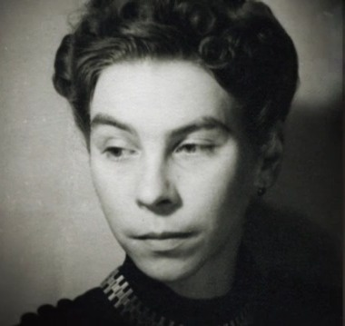 Tove Jansson as a young woman