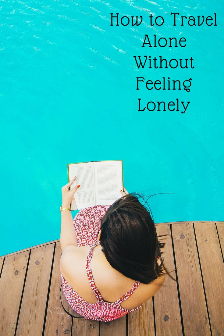 Ever feel lonely when you travel solo? Check out these tips to avoid those feelings of loneliness and live in the moment.
