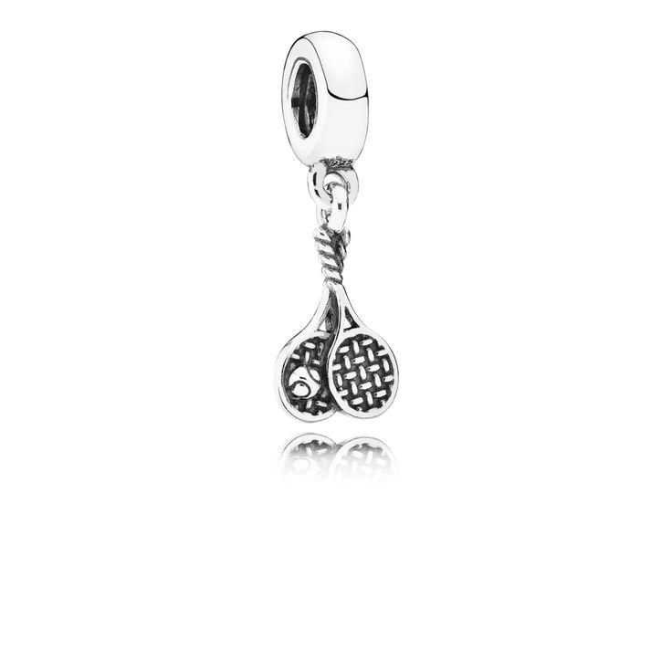 PANDORA | Tennis silver dangle