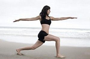 Top fitness Apps for 2012: This Daily Yoga app and the Smoothie Selector are quite interesting, I personally recommend Nike Women Training Club :)