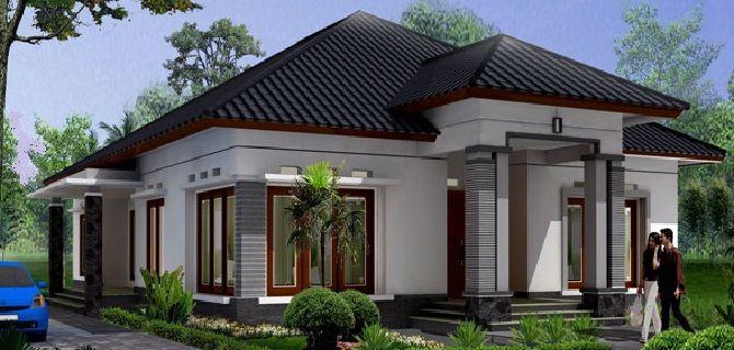 Rumah Minimalis Type 100 Satu Lantai