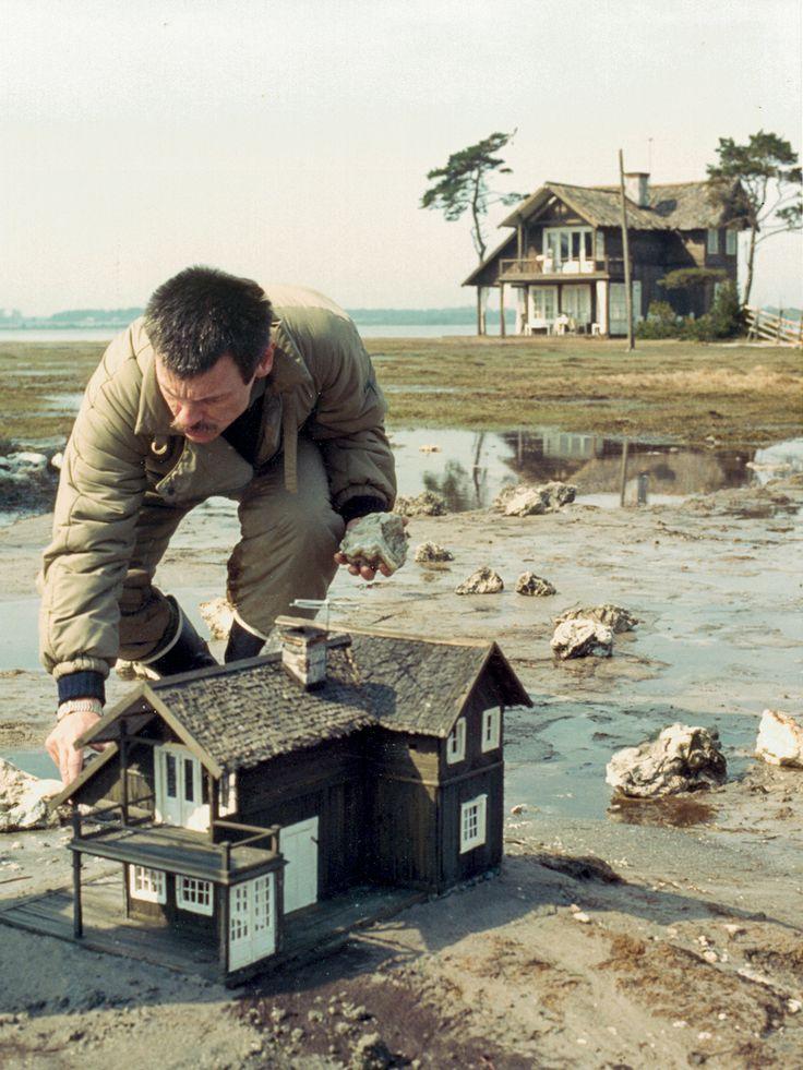 Andrei Tarkovsky, The Sacrifice(1986