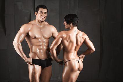 Szybki wzrost mięśni