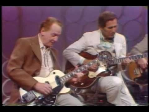 Les Paul & Chet Atkins 1978 07 05 NYC NBC Today Show Pt2