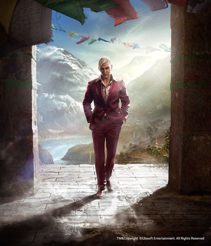 Far Cry 4 - PAGAN MIN, Anthony Guebels on ArtStation at http://www.artstation.com/artwork/far-cry-4-pagan-min