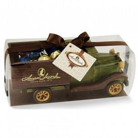 Laura Secord 'Chocolate Delivery Truck' Festive Food Gift Set