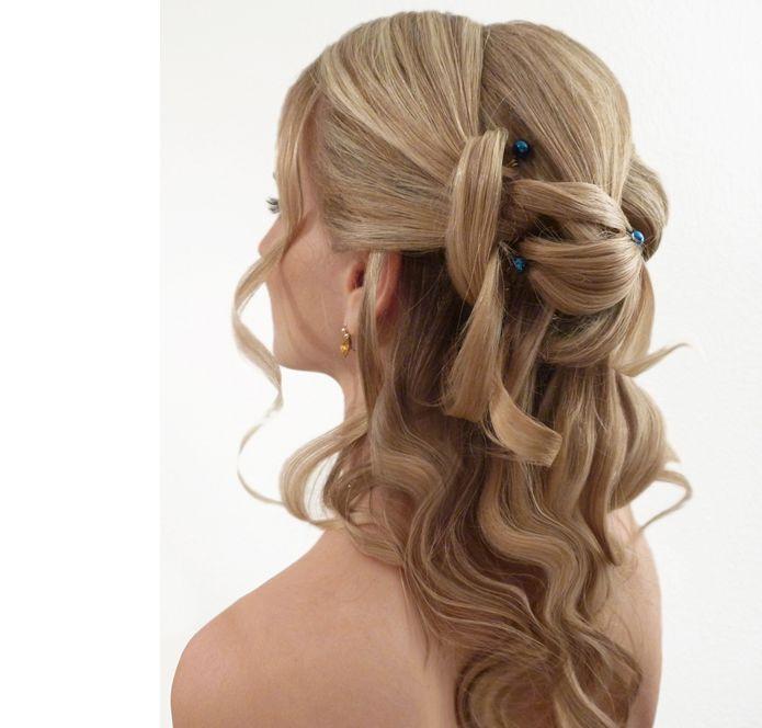 Hochsteckfrisuren - Anleitungen auf Video & Buch zum selbermachen - Alles rund ums Haare hochstecken