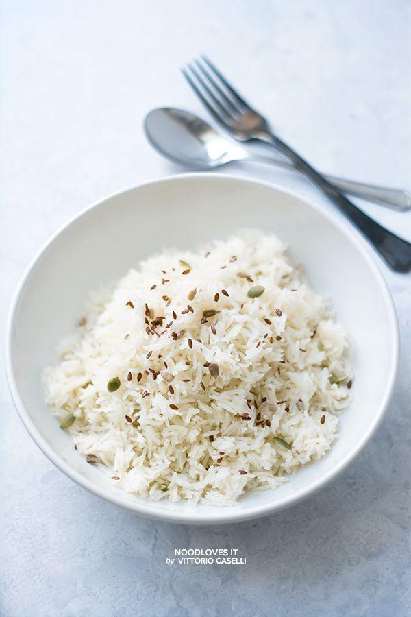 Le 5 regole d'oro per preparare e cuocere il riso basmati: il lavaggio, la quantità d'acqua, la cottura etc. Tanti consigli utili sulle proprietà e ricette!